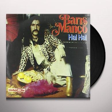 Baris Manco HAL HAL Vinyl Record