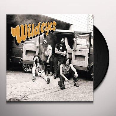 WILD EYES ABOVE BECOMES BELOW Vinyl Record