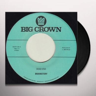 Brainstory DEAD END / MNEMOPHOBIA Vinyl Record