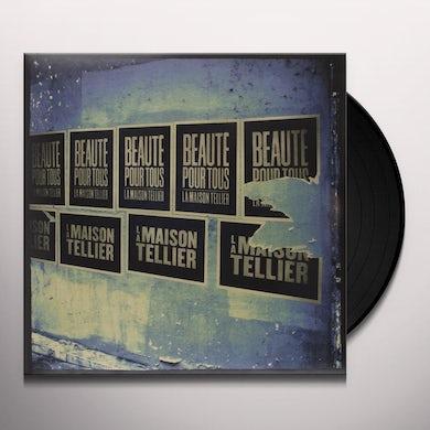 La Maison Tellier BEAUTE POUR TOUS Vinyl Record
