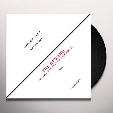 Matthew Shipp REWARD Vinyl Record