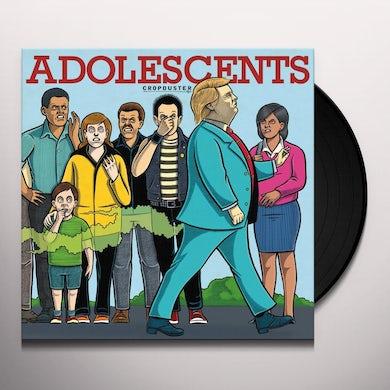 Adolescents CROPDUSTER Vinyl Record