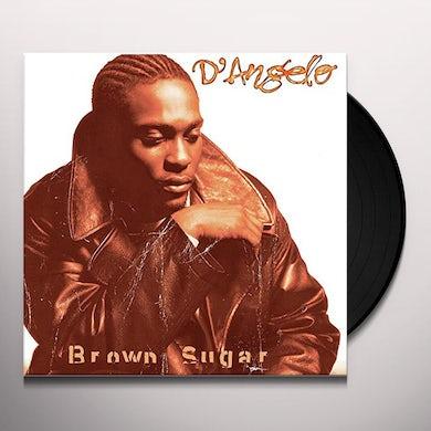 D'Angelo / Erykah Badu BROWN SUGAR / ON & ON Vinyl Record