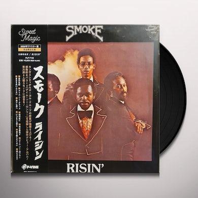 Smoke  RISIN' UP Vinyl Record