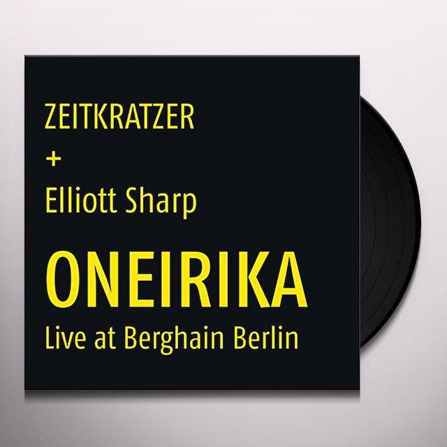 Zeitkratzer / Elliot Sharp