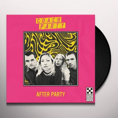 Coach Party AFTER PARTY Vinyl Record