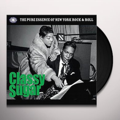 CLASSY SUGAR: PURE ESSENCE OF / VARIOUS Vinyl Record - UK Release