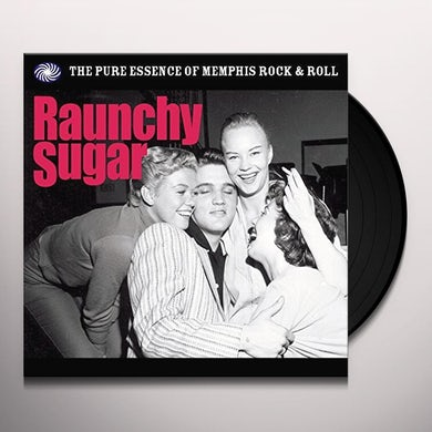 RAUNCHY SUGAR / VARIOUS Vinyl Record - UK Release