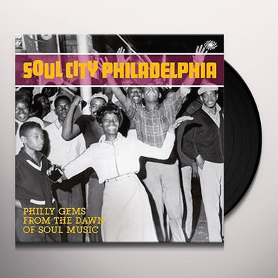 SOUL CITY PHILADELPHIA: PHILLY GEMS / VARIOUS Vinyl Record