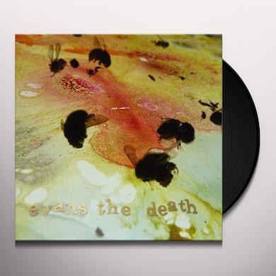 Evans The Death THREADS/IM SOUNCLEAN Vinyl Record