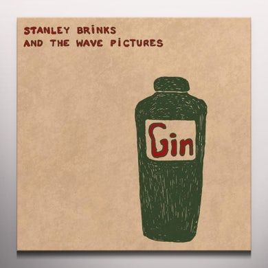 Stanley Brinks GIN Vinyl Record