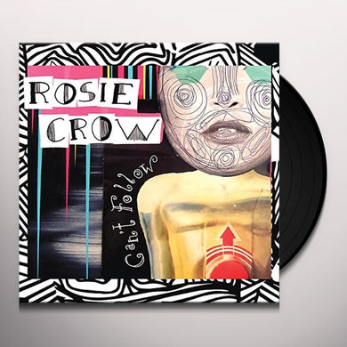 Rosie Crow CAN'T FOLLOW / CHARLOTTES SONG (ALT. VERSION) Vinyl Record