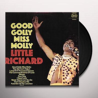 Little Richard GOOD GOLLY MISS MOLLY Vinyl Record