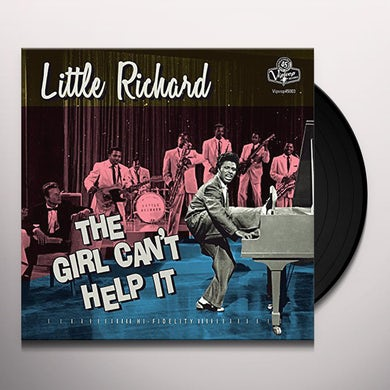 Little Richard GIRL CAN'T HELP IT Vinyl Record
