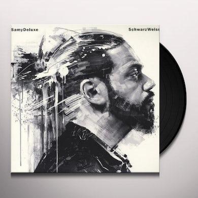 Samy Deluxe SCHWARZWEISS Vinyl Record