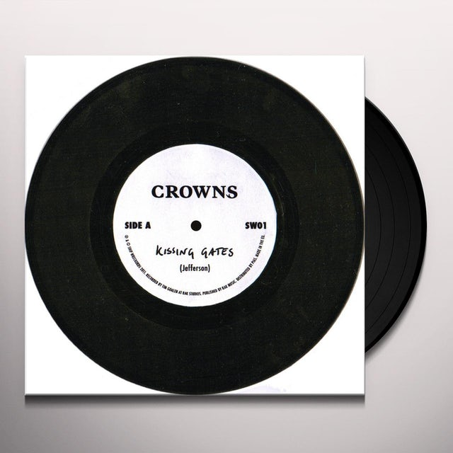 Crowns KISSING GATE Vinyl Record