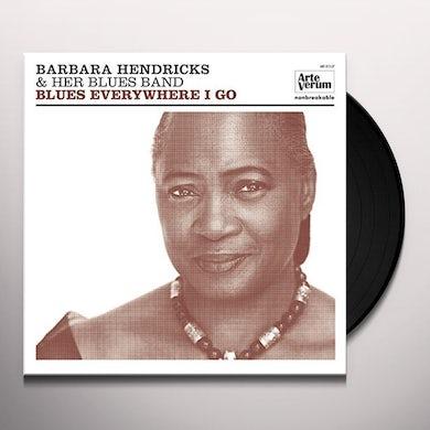 Barbara Hendricks BLUES EVERYWHERE I GO Vinyl Record