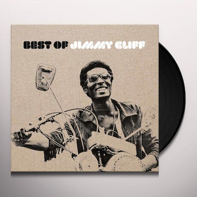 BEST OF JIMMY CLIFF Vinyl Record