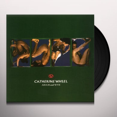 Catherine Wheel ADAM & EVE Vinyl Record