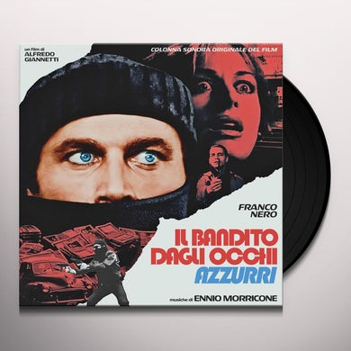 The Blue-Eyed Bandit (Il bandito dagli occhi azzurri) (OST) (LP) Vinyl Record