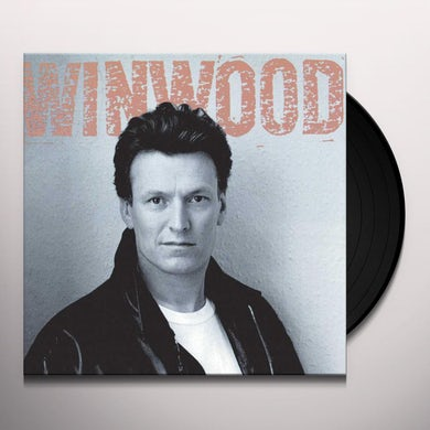 Steve Winwood ROLL WITH IT Vinyl Record