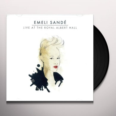 Emeli Sandé LIVE AT THE ROYAL ALBERT HALL Vinyl Record
