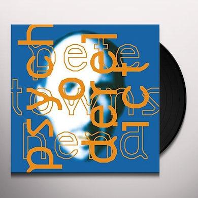 Pete Townshend PSYCHODERELICT (ORANGE VINYL) Vinyl Record