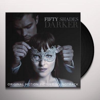 FIFTY SHADES DARKER / Original Soundtrack Vinyl Record