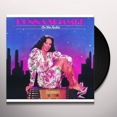 Donna Summer On The Radio: Greatest Hits Vol. I & II Vinyl Record