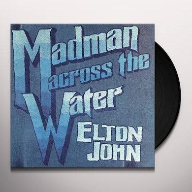 Elton John MADMAN ACROSS THE WATER Vinyl Record