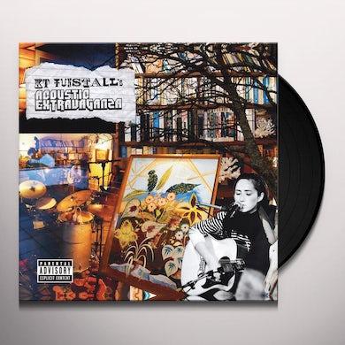 KT TUNSTALL'S ACOUSTIC EXTRAVAGANZA Vinyl Record