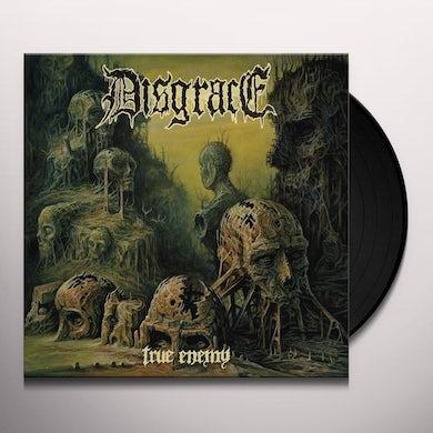 Disgrace TRUE ENEMY Vinyl Record