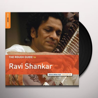 ROUGH GUIDE TO RAVI SHANKAR Vinyl Record