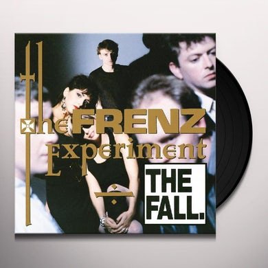 Fall FRENZ EXPERIMENT (EXPANDED EDITION) (2LP) Vinyl Record