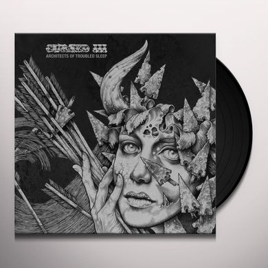 THREE: ARCHITECTS OF TROUBLED SLEEP Vinyl Record