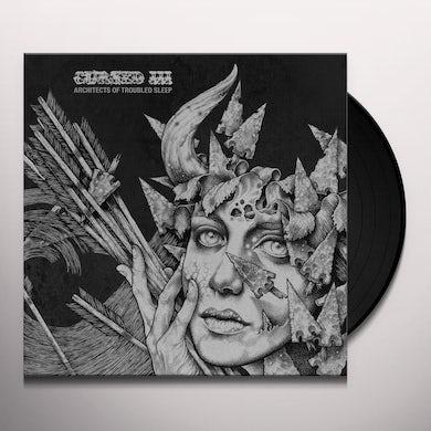 Cursed THREE: ARCHITECTS OF TROUBLED SLEEP Vinyl Record
