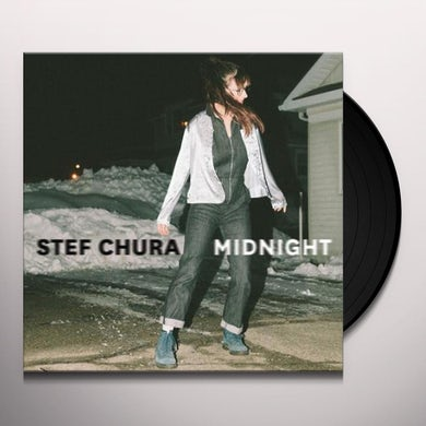 Stef Chura MIDNIGHT Vinyl Record