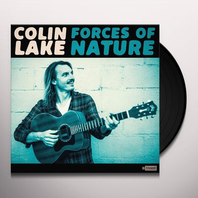 Colin Lake FORCES OF NATURE Vinyl Record