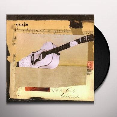 D BIDDLE (Vinyl)