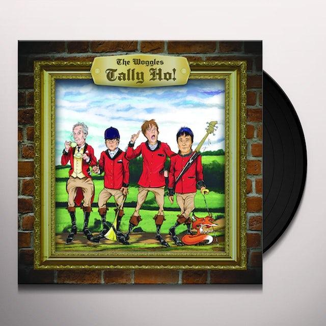 Woggles TALLY HO Vinyl Record