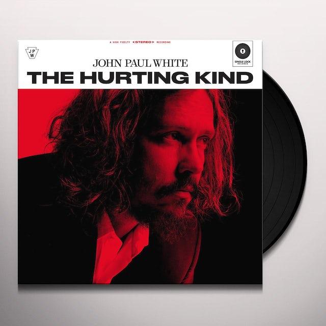 John Paul White HURTING KIND Vinyl Record