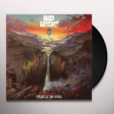 RUBY THE HATCHET VALLEY OF THE SNAKE Vinyl Record