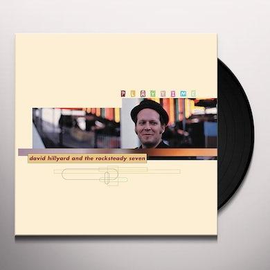 David Hillyard & David Hillyard PLAYTIME Vinyl Record