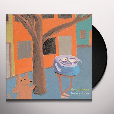 Cannanes HOWLING AT ALL HOURS Vinyl Record