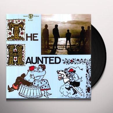 HAUNTED Vinyl Record
