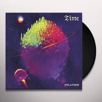 PELANDER TIME Vinyl Record