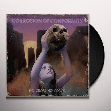 Corrosion Of Conformity NO CROSS NO CROWN Vinyl Record