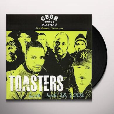 CBGB OMFUG MASTERS: LIVE JUNE 28 2002 BOWERY Vinyl Record