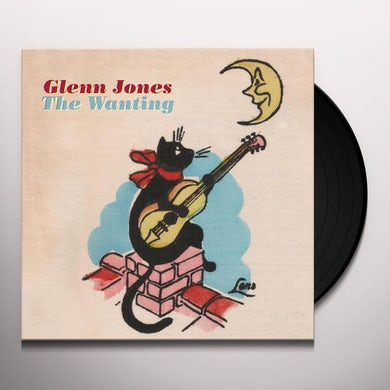 Glenn Jones WANTING Vinyl Record