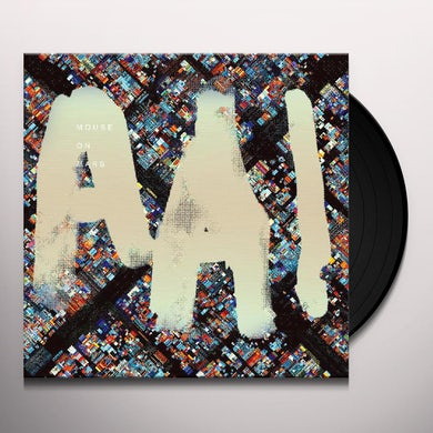 Mouse On Mars AAI Vinyl Record